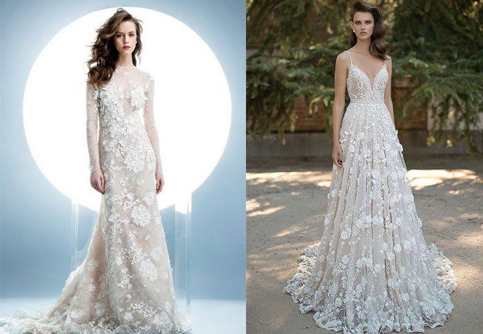 floral brides