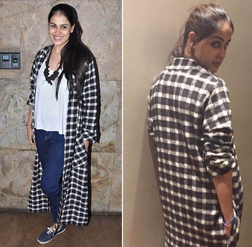 Genelia DSouza Outfit