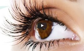 Grow Eye Lashes With DIY Eye Serum