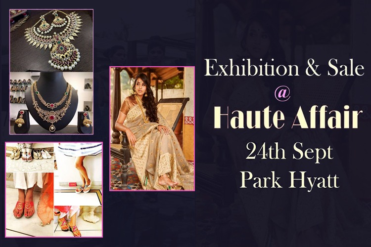 Haute Affair Exhibition