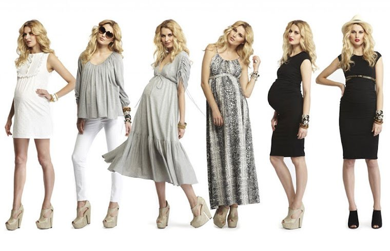 Hot And Funky Maternity Clothes