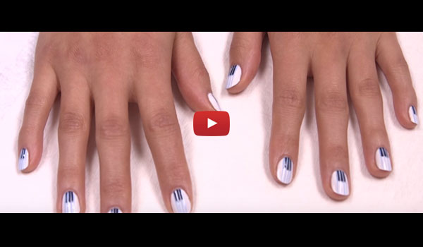 Indian fashion blog magazine latest fashion tips trends for How to make nail designs at home