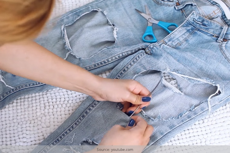 How to make really good ripped jeans – Global fashion jeans collection
