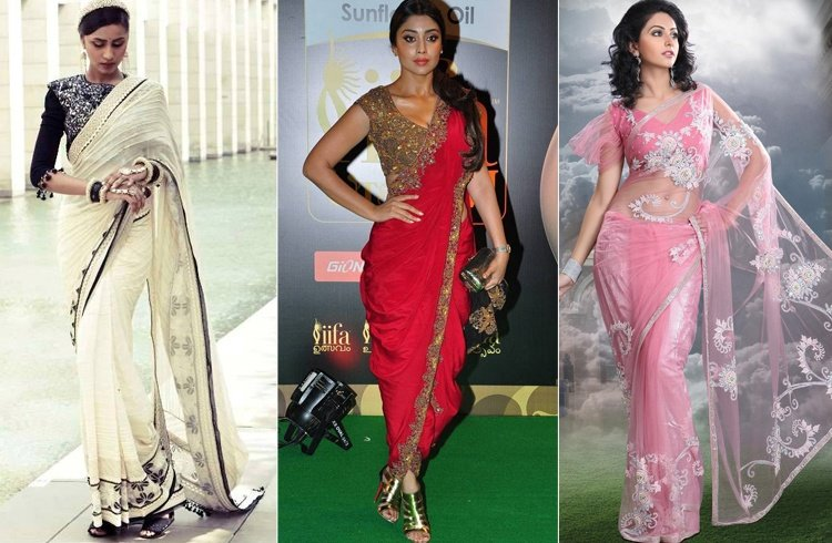 Evergreen Saree