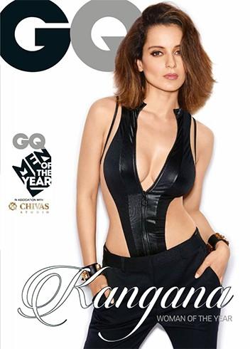 Kangana Ranaut Magazine Covers