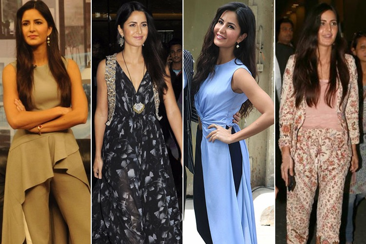 Katrina Kaif Promotional Looks