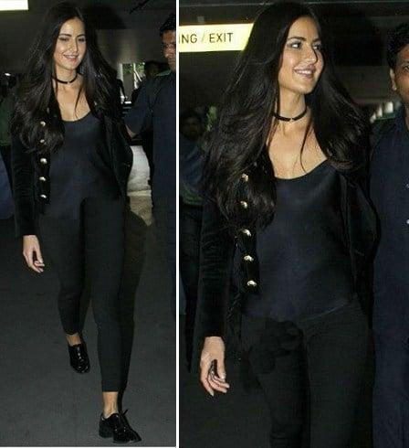 Katrina Kaifs jacket style