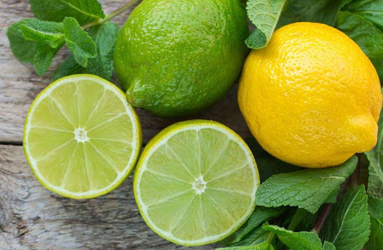 Lime-Juice For Oily Skin