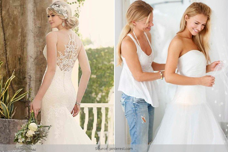 Mistakes Brides Make When Dress Shopping