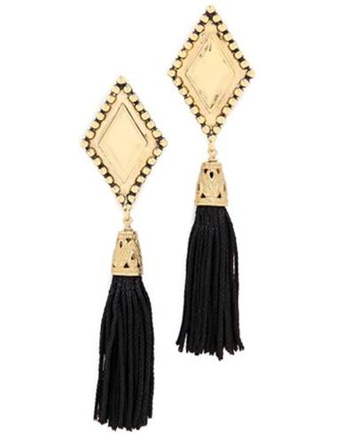 My Cherie Tassle Earrings