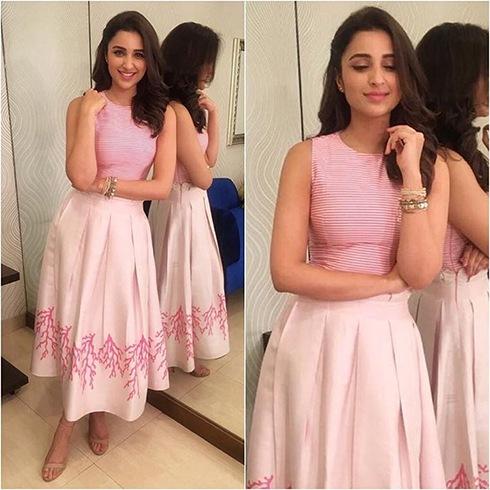 Parineeti Chopra Plakinger outfit