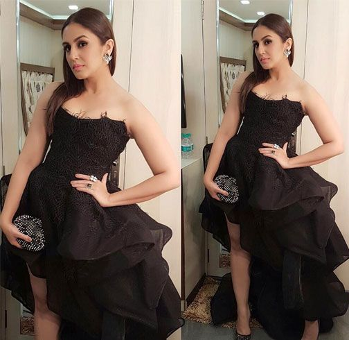 pebble black huma qureshi