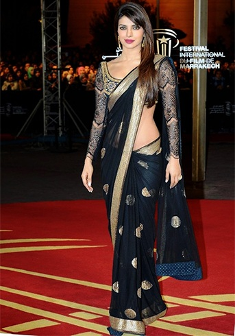 Priyanka Chopra At 12th Marrakech International Film Festival