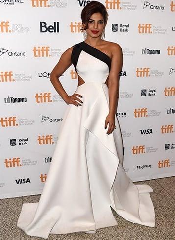 Priyanka Chopra At Toronto International Film Festival