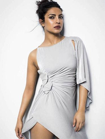 Priyanka Chopra Shades of Grey in Monse