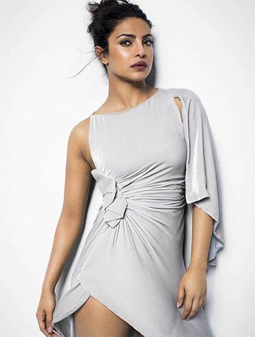 Priyanka Chopra Shades of Grey in Monse