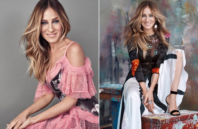 Sarah Jessica Parker for Marie Claire