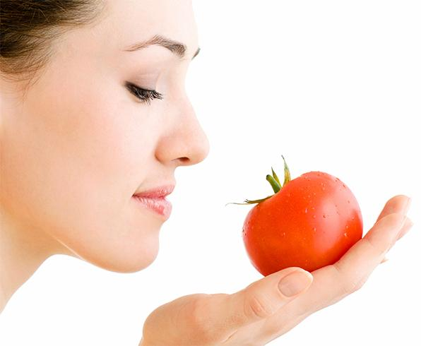Skin Benefits Of Tomatoes