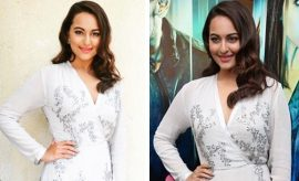 Sonakshi Sinha Force-2 Outfit