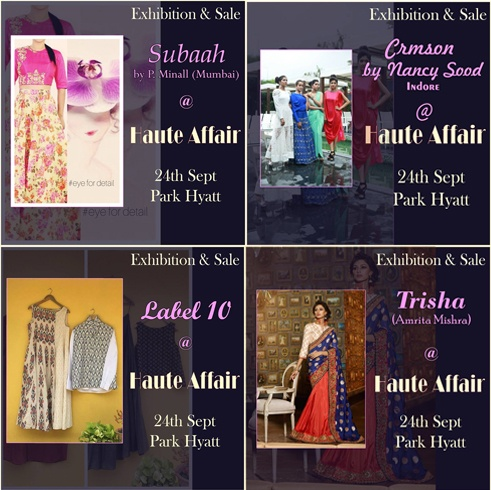 Trisha by Amrita Mishra and Label 10