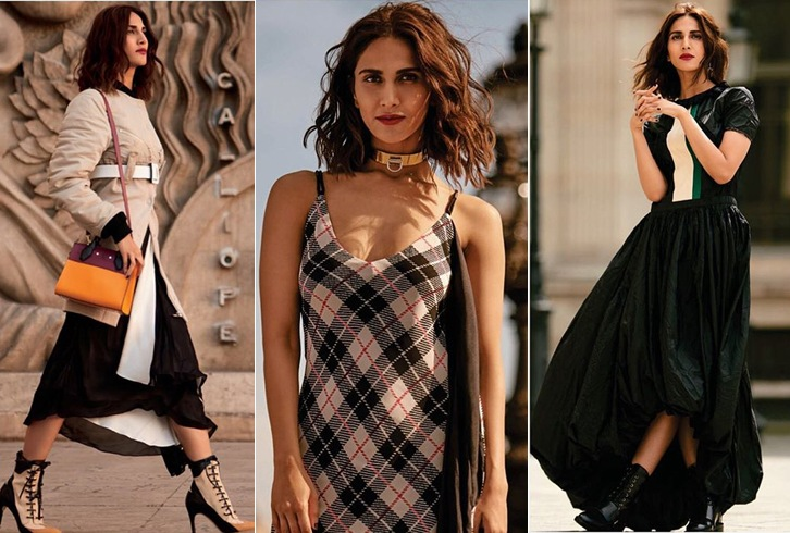 Vaani Kapoor On Grazia Magazine Coveres