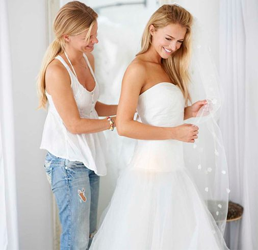 Wedding Gown Shopping Mistake
