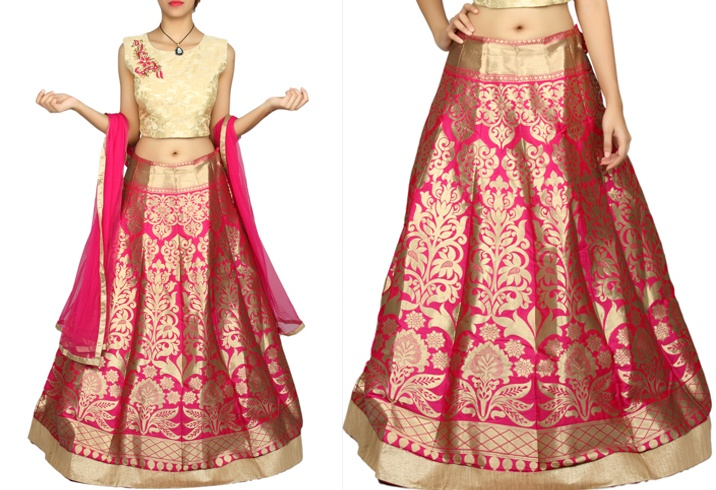 Chaniya Choli Blouse Patterns