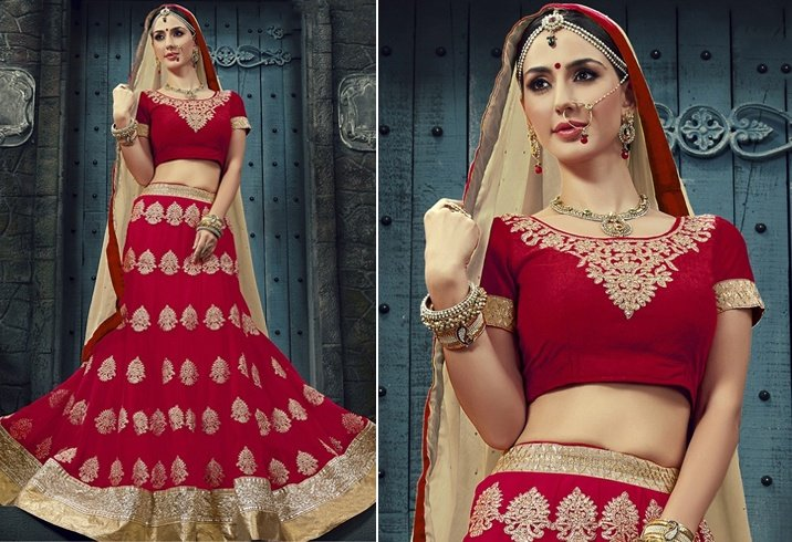 Chaniya Choli For Wedding