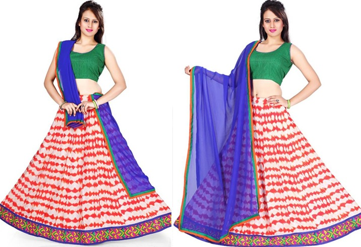 Chaniya Choli Patterns