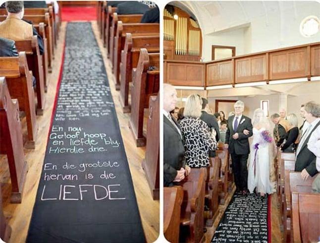 cheap diy wedding ideas