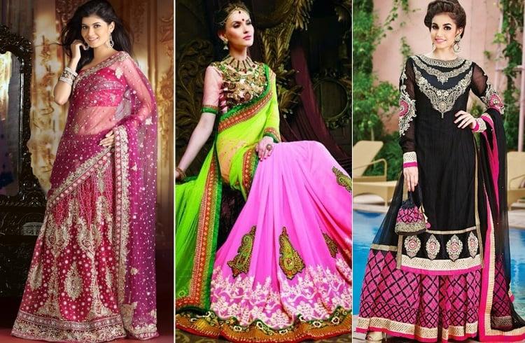 Fusion Ethnic Dresses