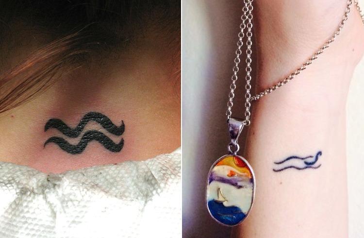 Horoscopes Tattoo Designs