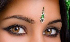 Latest Bindi Styles