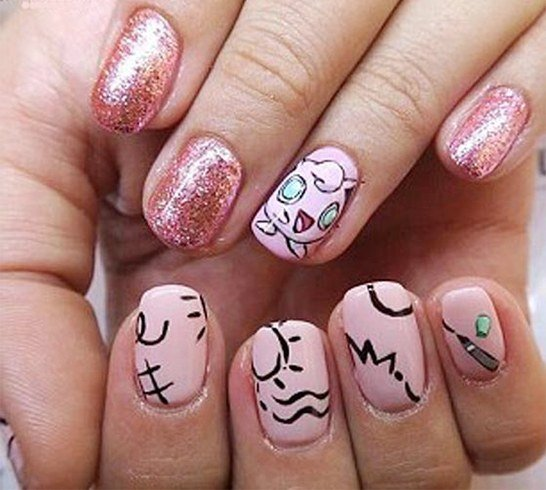 Latest Ttrend Of Nail Art
