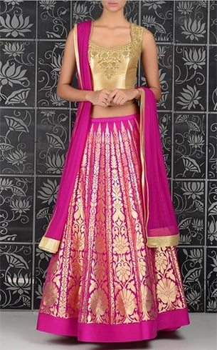Lehenga Designs For Bridal