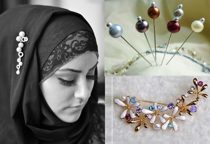 pearl pins or more intricate ones