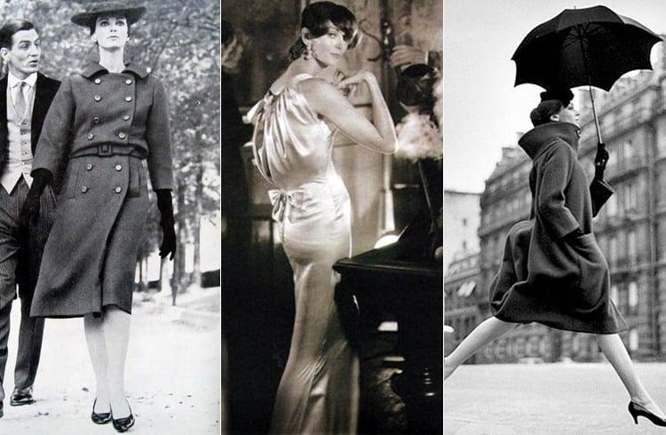supermodels of Carmen dell Orefice