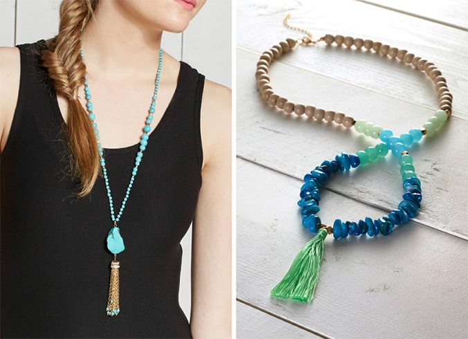 tassel fashion trend