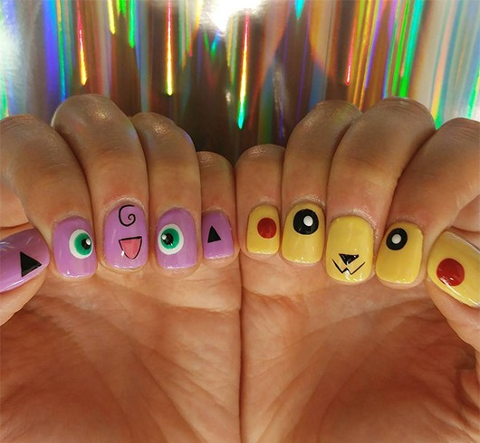 trends of nail art