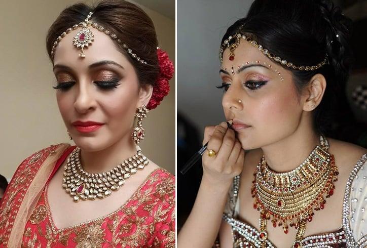 Good Wedding Makeup Artist : 10 Top Makeup Artist In Mumbai You Can Take Your Pick From