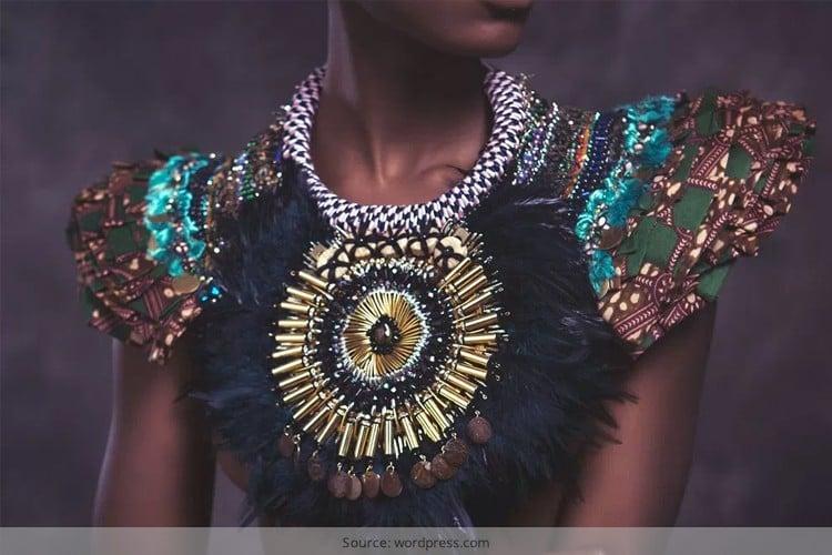 Aafrican Necklaces