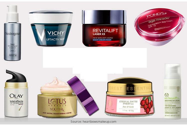 amazing and the best anti aging creams