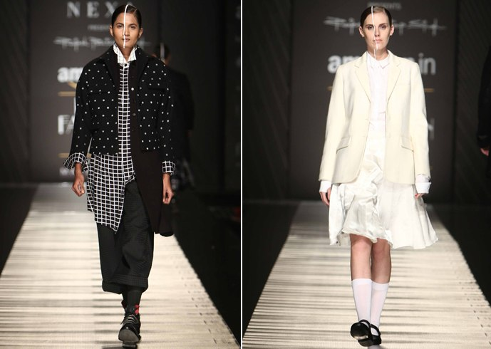 Ashish Soni and Rajesh Pratap Singh AIFW Day2