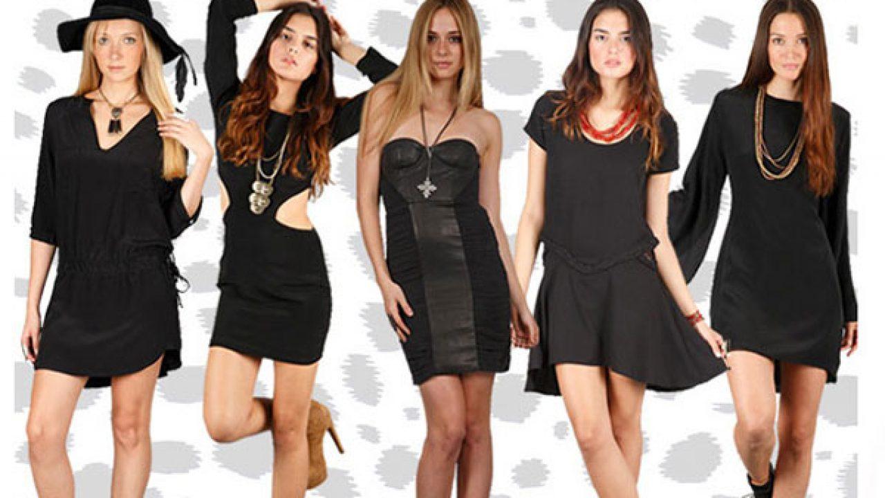 Wear With A Black Dress