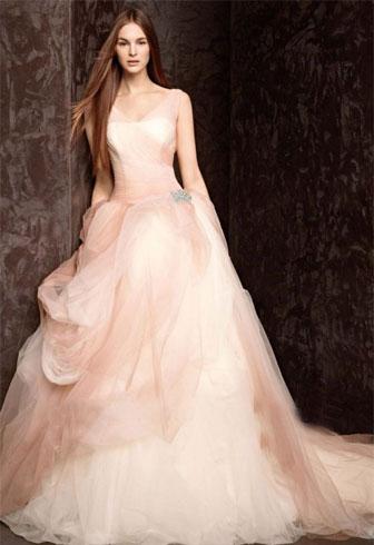 Champagne Dress.