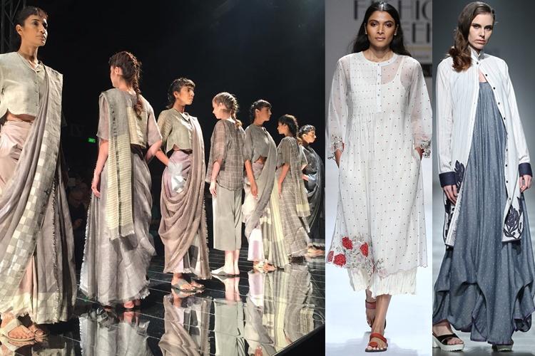 Day 2 at Amazon India Fashion Week SS17