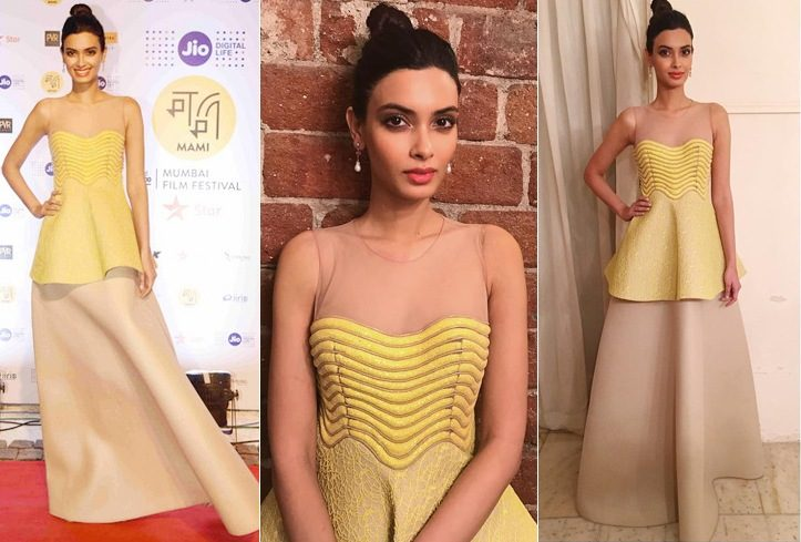 Diana Penty At 18th Mumbai Film Festival