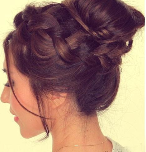 Stupendous Top 10 Messy Bun Hairstyles Hairstyles For Women Draintrainus