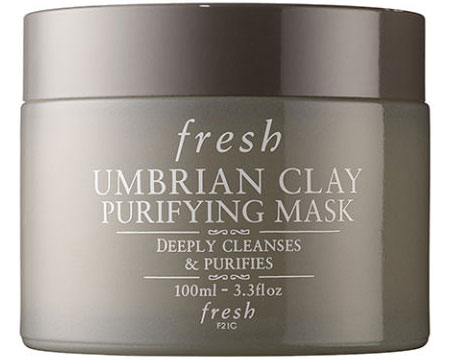 Fresh-Umbrian Clarifying Charcoal Face Mask
