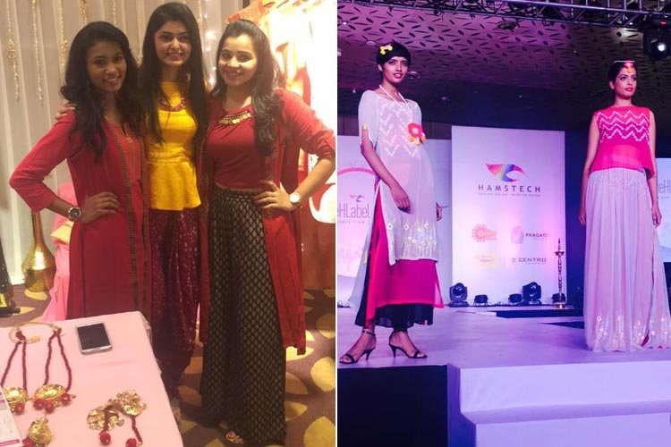 Hamstech Students Elevate Hyderabad Fashion